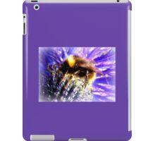 Bumblebee on Thistle iPad Case/Skin