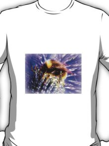 Bumblebee on Thistle T-Shirt