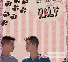 My Teenwolfed Valentine [You Are My Better Half] by thescudders