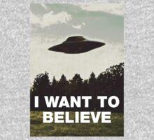 I Still Want to Believe Kids Tee