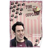 My Teenwolfed Valentine [You Can Call Me Cupcake] Poster