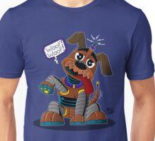 Rusty The Robot Dog Unisex T-Shirt