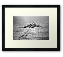 Vulcan Sea  Framed Print