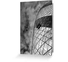 Remuneration - London Lights Greeting Card