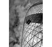 Remuneration - London Lights Photographic Print