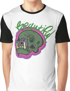 Beautiful Orc Graphic T-Shirt