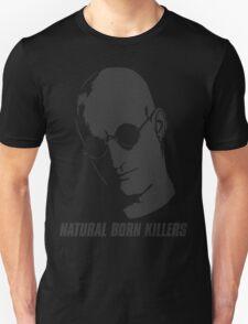 Natural Born Killers - Mickey Knox - Grey Unisex T-Shirt