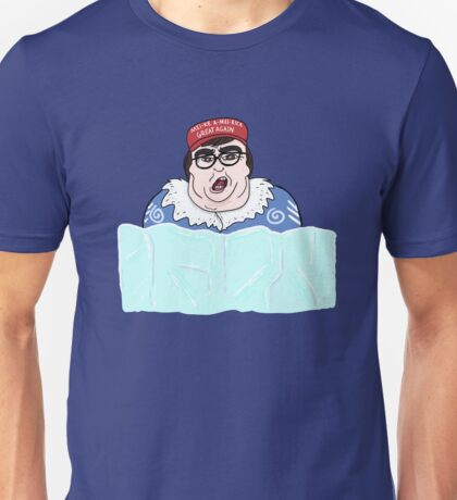 Mei-ke A-Mei-rica Great Again Unisex T-Shirt