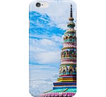 Pink Temple iPhone Case/Skin