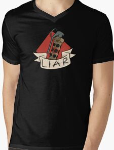 The 'Nade is a Lie Mens V-Neck T-Shirt