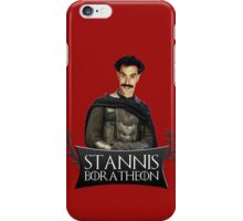 Stannis BORATheon iPhone Case/Skin