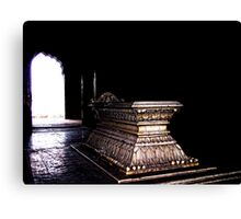Safdarjung Tomb Canvas Print