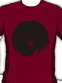 Destiny - Black Logo by AronGilli T-Shirt