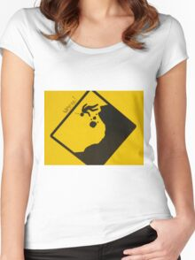 All Fun and Games Women's Fitted Scoop T-Shirt
