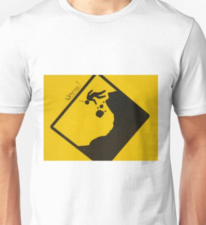 All Fun and Games Unisex T-Shirt