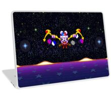 Kirby Super Star Marx Laptop Skin