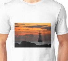 When the morning sea was calling ... Unisex T-Shirt