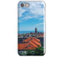 Dubrovnik Croatia iPhone Case/Skin