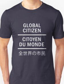 Global Citizen Unisex T-Shirt