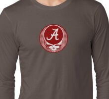 Grateful Dead Alabama Crimson Tide Long Sleeve T-Shirt