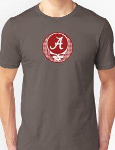 Grateful Dead Alabama Crimson Tide Unisex T-Shirt