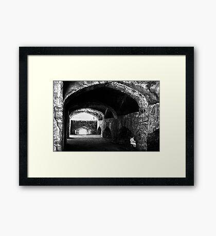 Fort Framed Print