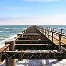 Pier to Nowhere/Swakopmund by globeboater
