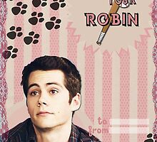 My Teenwolfed Valentine[I'll be your Robin] by thescudders
