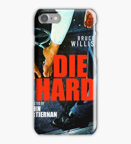 DIE HARD 13 iPhone Case/Skin