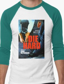 DIE HARD 13 Men's Baseball ¾ T-Shirt