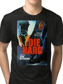 DIE HARD 13 Tri-blend T-Shirt