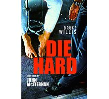 DIE HARD 13 Photographic Print