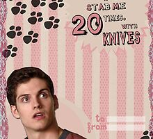 My Teenwolfed Valentine[I'd Let You Stab Me] 1 by thescudders