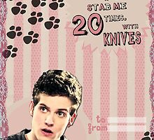 My Teenwolfed Valentine[I'd Let You Stab Me] 2 by thescudders