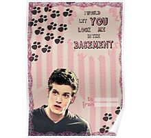 My Teenwolfed Valentine[I Would Let You Lock Me] 2 Poster