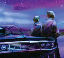 Impala Nights Sticker