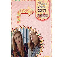 My Teenwolfed Valentine[New Best Friend] 2 Photographic Print