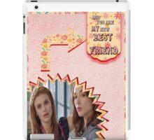 My Teenwolfed Valentine[New Best Friend] 2 iPad Case/Skin