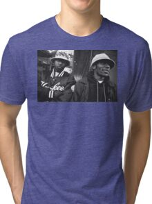Mos Def and Talib Kweli Tri-blend T-Shirt