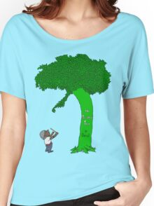 The Measured Tree Women's Relaxed Fit T-Shirt