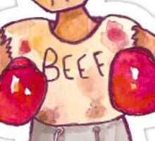 Tiny Beef Sticker