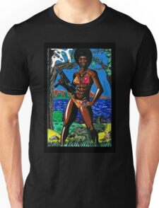 Bad Girls of Motion Pictures #4 (of 8)- Agent Rosie Carver Unisex T-Shirt