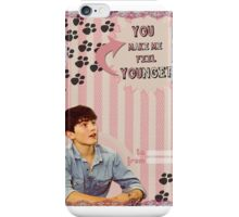 My Teenwolfed Valentine[You Make Me Feel Younger] iPhone Case/Skin