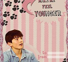 My Teenwolfed Valentine[You Make Me Feel Younger] by thescudders