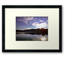 Mount Tremblant National Park Framed Print
