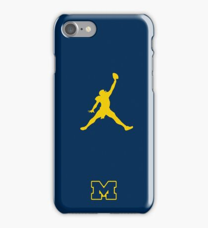 Michigan Football Man iPhone Case/Skin