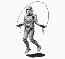 STORMTROOPER SKIPPING Kids Clothes