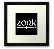 Zork I Framed Print