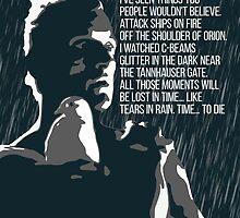Blade Runner by sdbros