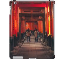 Fushimi Inari Shrine iPad Case/Skin